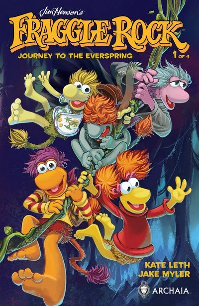 Fraggle Rock (Collection) (1985-2015)