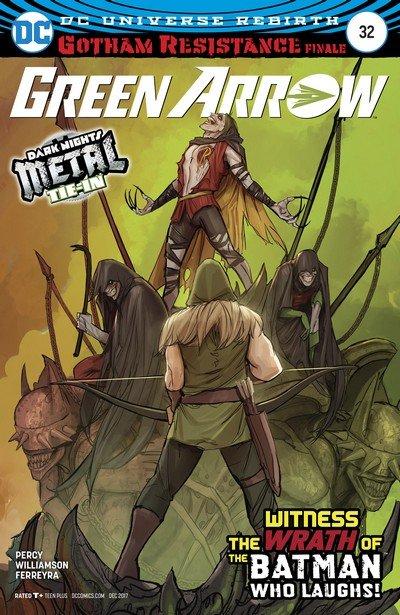Green Arrow #32 (2017)