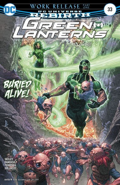 Green Lanterns #33 (2017)