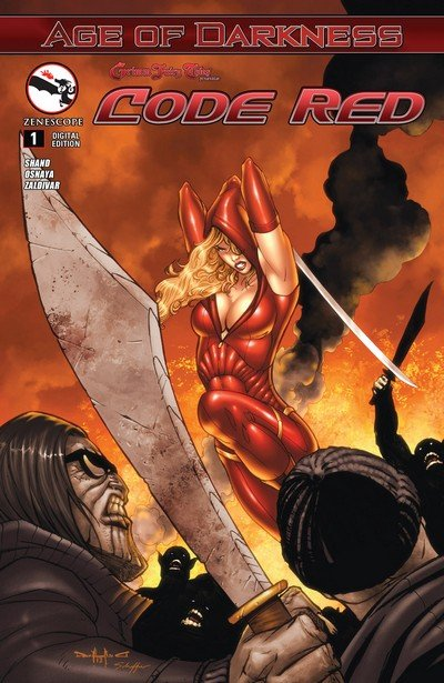 Grimm Fairy Tales presents Code Red #1 – 5 (2013-2014)