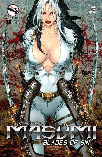 Grimm Fairy Tales presents Masumi #1 – 4 (2014)