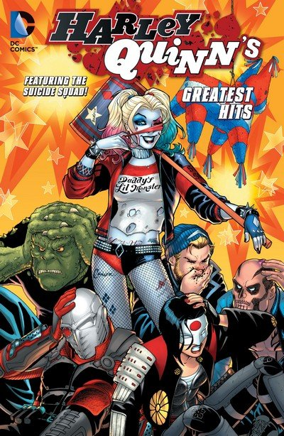 Harley Quinn's Greatest Hits (2016)