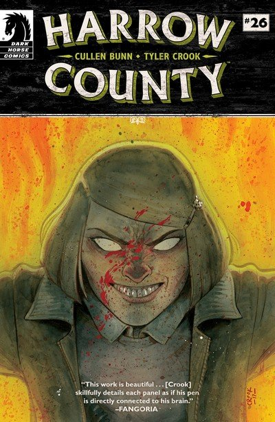 Harrow County #26 (2017)