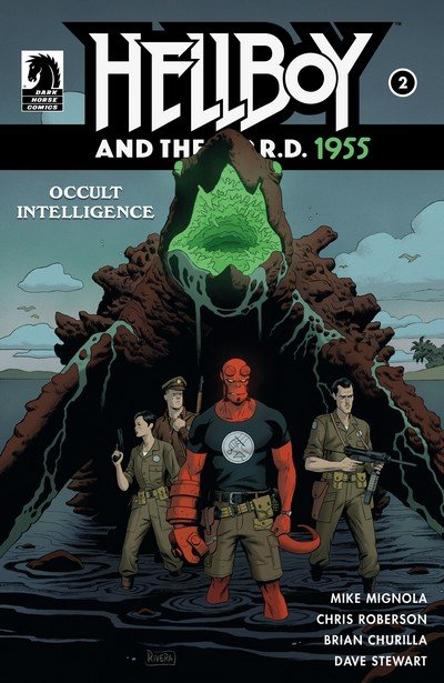 Hellboy and the B.P.R.D. – 1955 – Occult Intelligence #2 (2017)