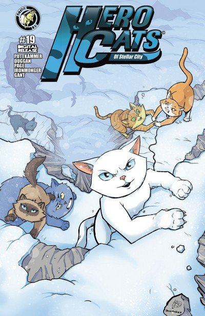 Hero Cats #19 (2017)