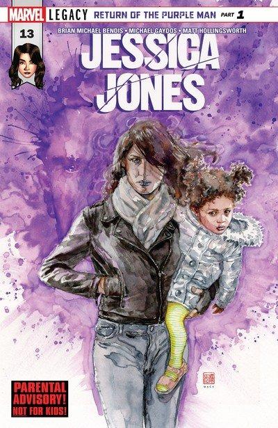 Jessica Jones #13 (2017)