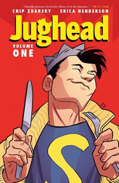 Jughead Vol. 1 – 3 (TPB) (2016-2017)