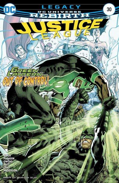 Justice League #30 (2017)