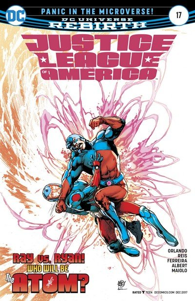 Justice League of America #17 (2017)