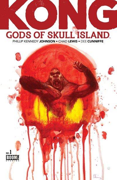 Kong Gods Of Skull Island #1 (2017)