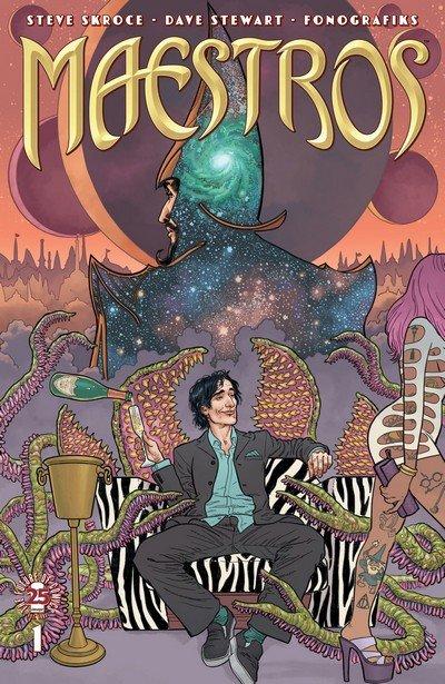 Maestros #1 (2017)