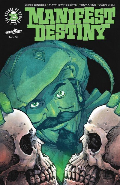 Manifest Destiny #31 (2017)