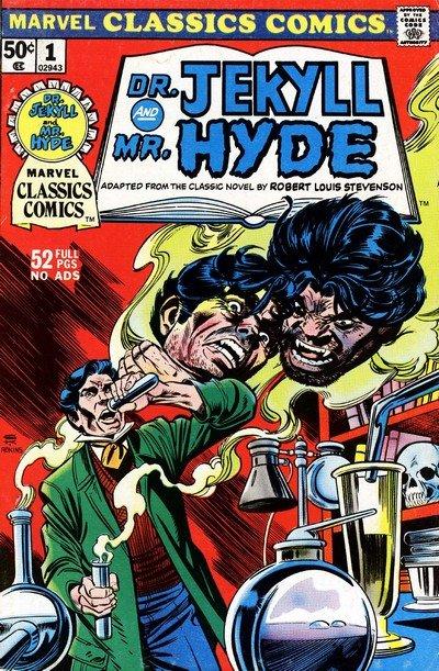 Marvel Classics #1 – 36 (1976-1978)