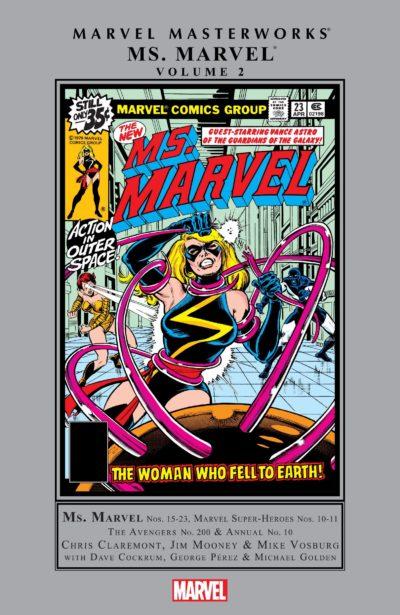 Marvel Masterworks – Ms. Marvel Vol. 2 (2016)