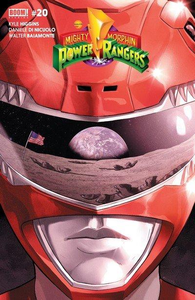 Mighty Morphin Power Rangers #20 (2017)