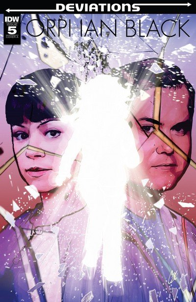 Orphan Black – Deviations #5 (2017)