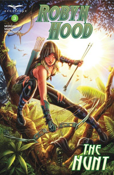 Robyn Hood The Hunt #3 (2017)