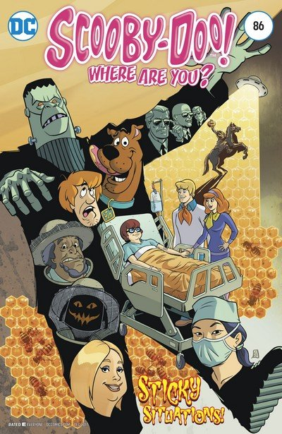 Scooby-Doo – Where Are You #86 (2017)