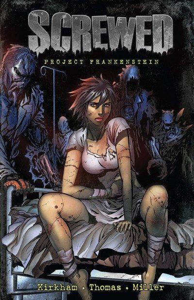 Screwed – Project Frankenstein (TPB) (2014)