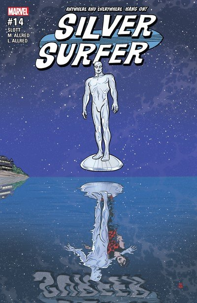 Silver Surfer #14 (2017)