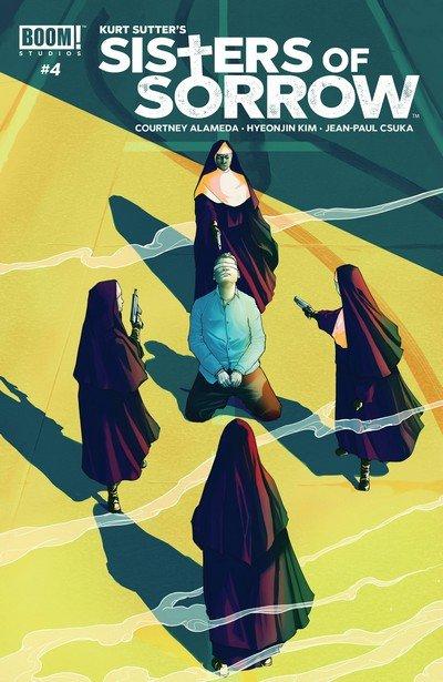 Sisters of Sorrow #4 (2017)