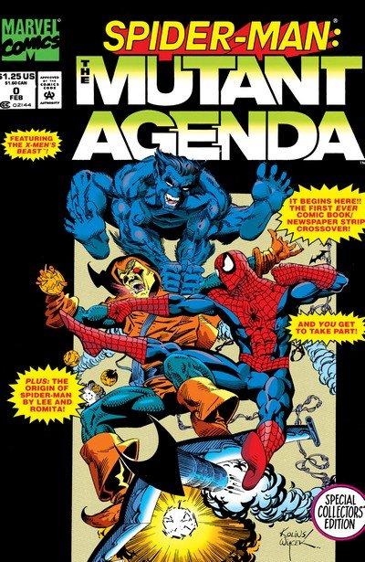 Spider-Man – Mutant Agenda #0 – 3 (1993-1994)