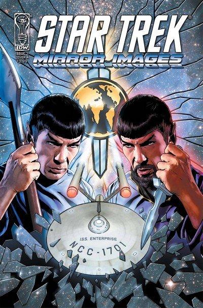 Star Trek – Mirror Images #1 – 5 (2008)