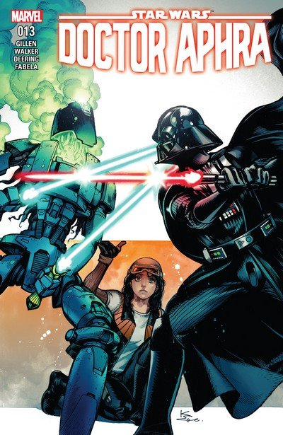 Star Wars – Doctor Aphra #13 (2017)
