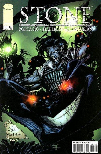 Stone Vol. 2 #1 – 4 (1999)