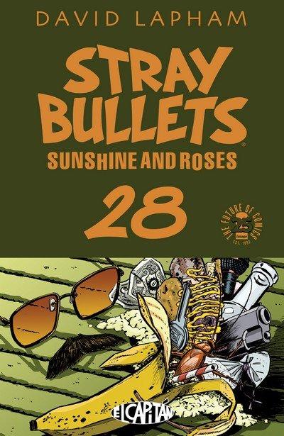Stray Bullets – Sunshine & Roses #28 (2017)