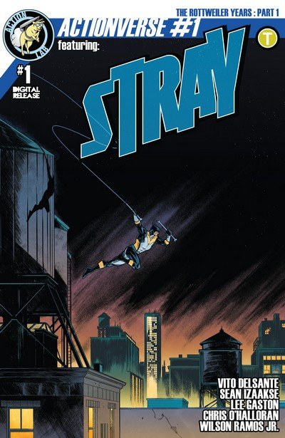 Stray Ongoing #1 (2017)