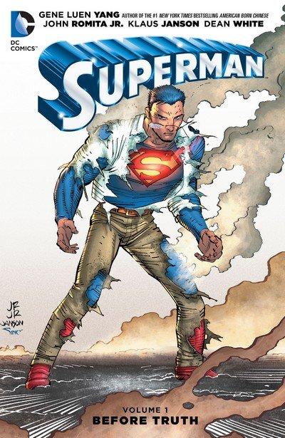 Superman Vol. 1 – Before Truth (TPB) (2016)