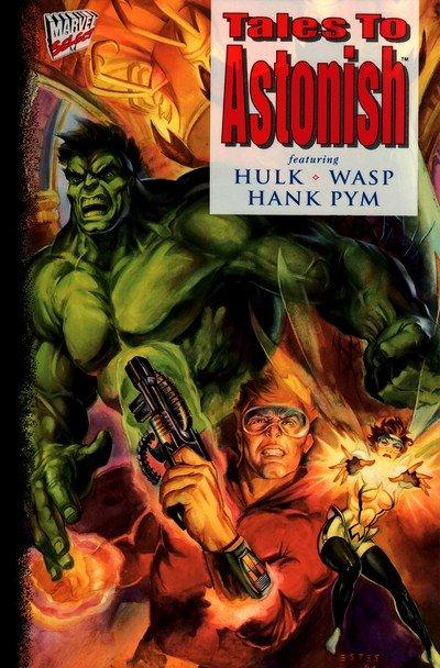 Tales to Astonish Vol. 3 #1 (1994)