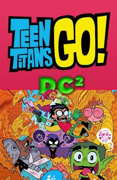 Teen Titans Go! #1 – 48 (2013-2017)