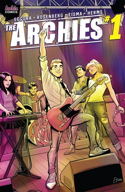 The Archies #1 (2017)