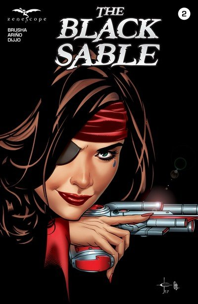 The Black Sable #2 (2017)