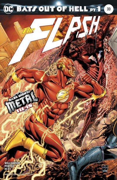 The Flash #33 (2017)