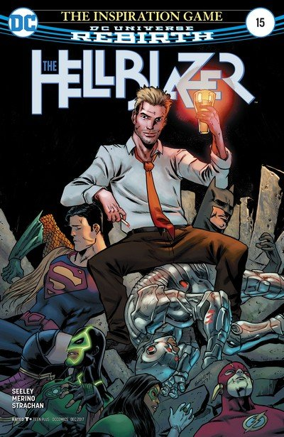 The Hellblazer #15 (2017)
