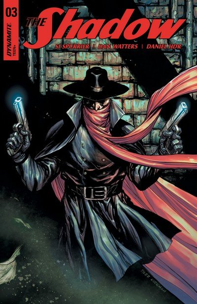 The Shadow #3 (2017)