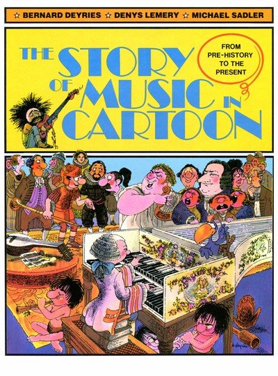 The Story of Music in Cartoon (1983)