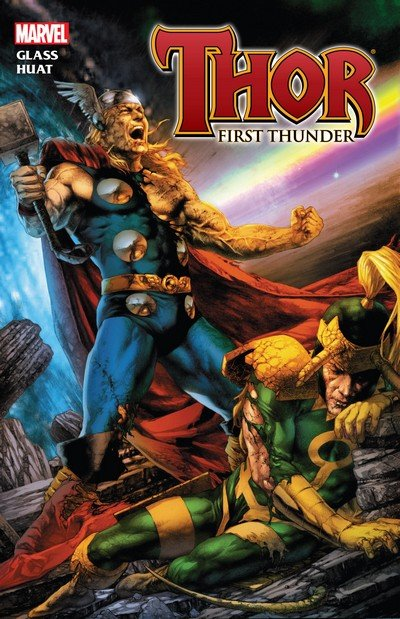 Thor – First Thunder (TPB) (2011)