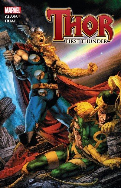 Thor – First Thunder (TPB) (2011)
