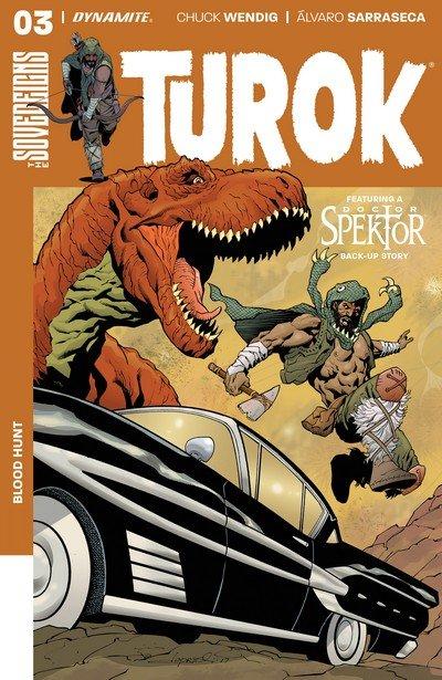 Turok #3 (2017)