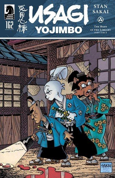 Usagi Yojimbo #162 (2017)