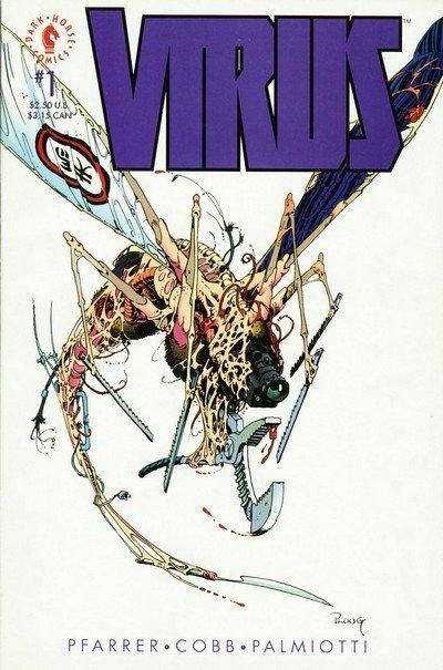 Virus #1 – 4 (1993)