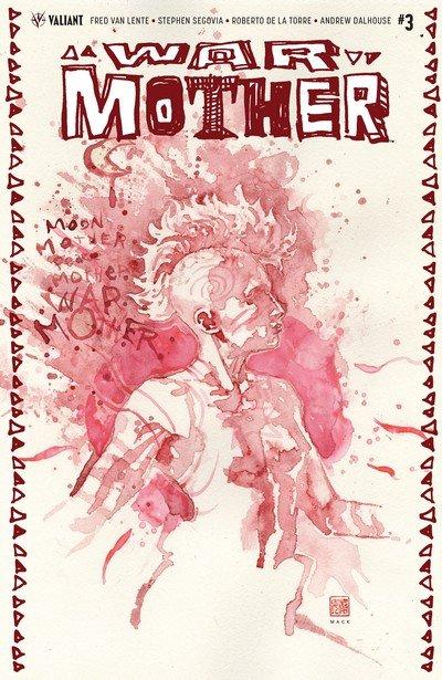War Mother #3 (2017)
