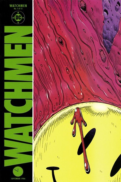 Watchmen (Collection) (1986-2013)