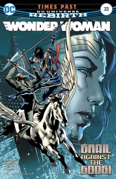Wonder Woman #33 (2017)