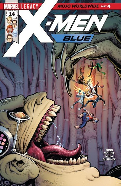 X-Men Blue #14 (2017)
