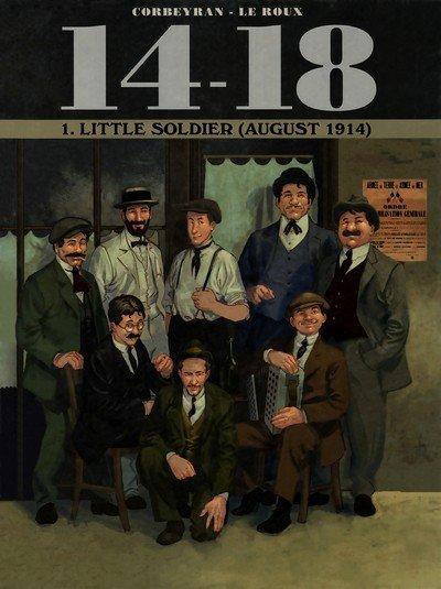 14-18 Vol. 1 – 8 (2014-2017)